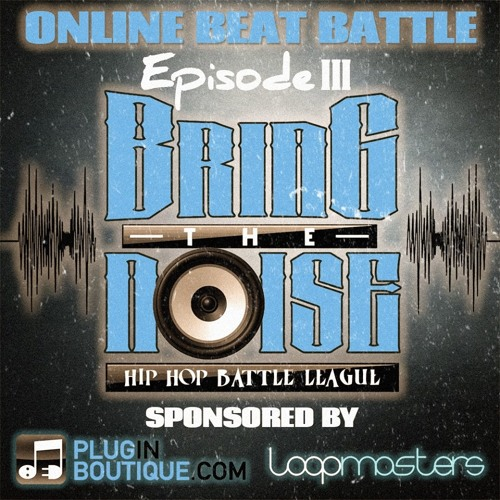 J Goldie Beats VS DNA BEATS RD2 - Sponsored by PluginBoutique & LoopMasters