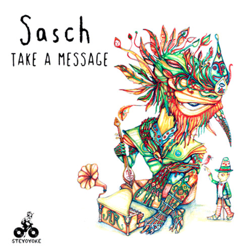 Sasch - Take A Message (Talul Remix) [SYYK020]