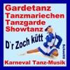 Schmitti -  Dr Zoch kuett Gardetanz, Tanzmariechen, Mariechen Tanz Musik Showtanz