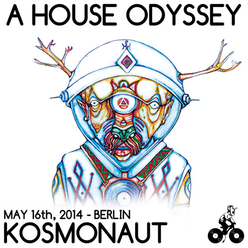 Soul Button - Live at Kosmonaut - Berlin - May 16th, 2014