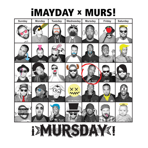 "¡MAYDAY! x MURS - ¡MURSDAY! - ""Here"""