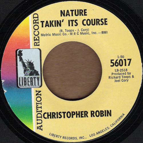 Christopher Robin - Nature Taking Its Course