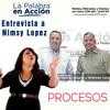 Entrevista Nimsy Lopez sobre el Video Musical Proceso
