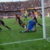 Minutos finales de Colón-Olimpo. Piel de gallina. Como no amar al fútbol.