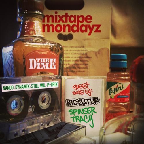 Kid Cut Up Live at Mixtape Mondayz