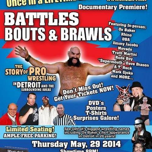 Mark Nowotarski : Wrestling's Battles Bouts & Brawls