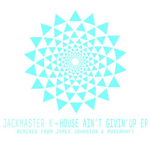 "[MFD011] Jackmaster K - House Ain't Givin' Up EP inc. James Johnston & Rosenhaft Remixes [White 12""]"