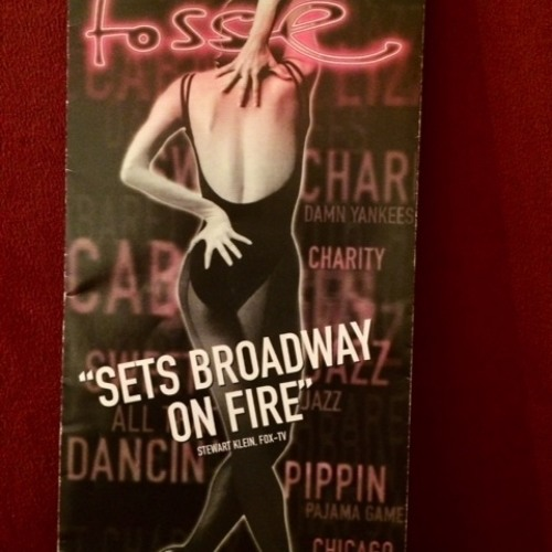 "Life Is Just A Bowl Of Cherries (from ""Fosse"")"