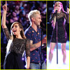 Christina Grimmie And Adam Levine- Somebody That I Used To Know- (The Voice Performance)