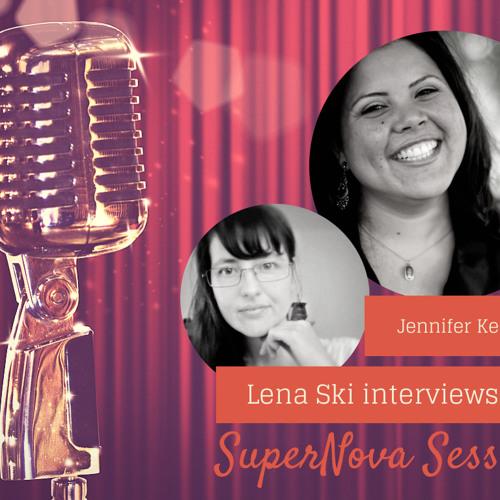 The SuperNova Podcast With Jennifer Kent