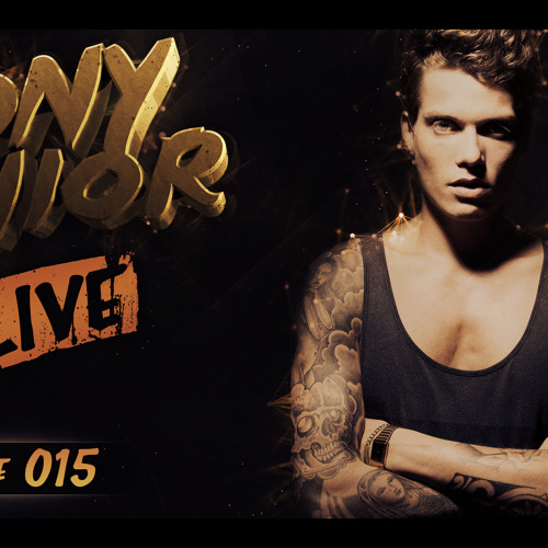 Tony Junior Live #015 (Talent Edition)
