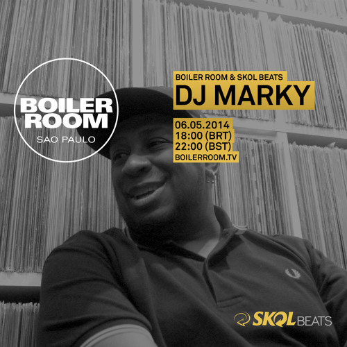 DJ Marky Boiler Room x Skol Beats Mix