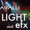 Shot for Cavalli Musica Store (audio and lights spot)