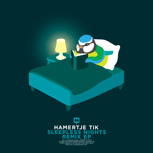 Hamertje Tik - Sleepless Nights (Just Regular Guys Remix)