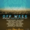 OFF WEEK ELROW VARIOUS ARTIST_ERM020_OUT NOW
