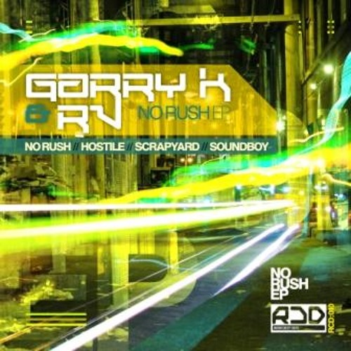 RCD010 D Garry K & RV - Soundboy