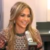 Jennifer Lopez Dishes on 'American Idol' Finalists and 'True Love'