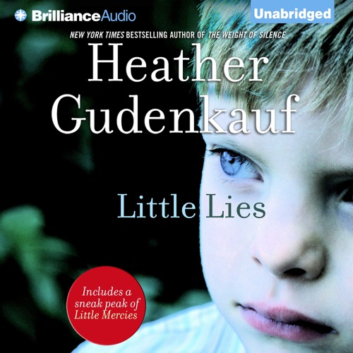 Little Lies by Heather Gudenkauf, performed by Kate Rudd