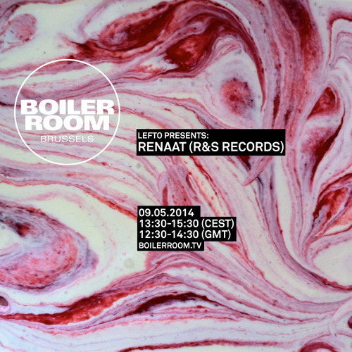 Lefto Presents: Renaat (R&S Records)