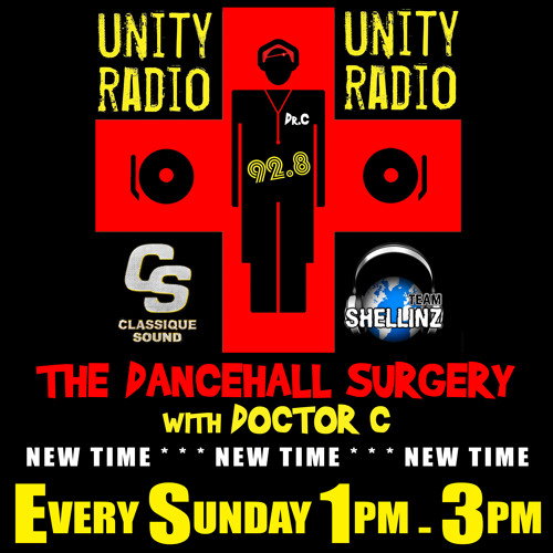 THE DANCEHALL SURGERY FEAT TESSANNE CHIN INTERVIEW  - SUNDAY 18th MAY 2014 - UNITY RADIO