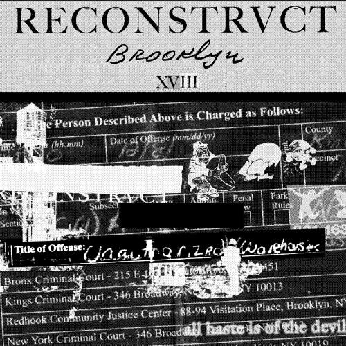 Reconstrvct XVIII: Loxy
