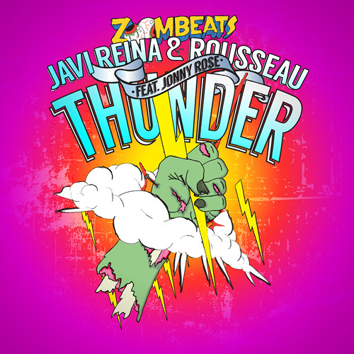 Javi Reina & Rousseau feat. Jonny Rose - Thunder 'TEASER'