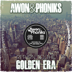 Awon & Phoniks - Move Back (Limited Edition Golden Era CD's Out Now! Link in Description!)