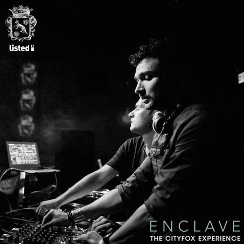 Adriatique - LIVE at The Cityfox Experience: Enclave (April 2014)