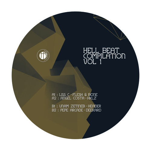 A1 LISCC. - Flesh & Bone (Original Mix) cut HBV003 2x12''