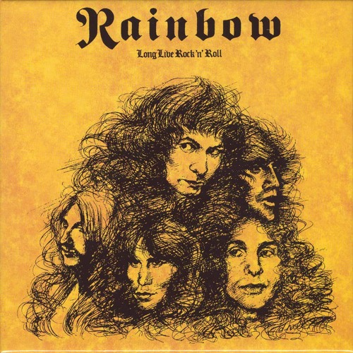 Rainbow - Long Live Rock 'n' Roll (w/vocal and organ)