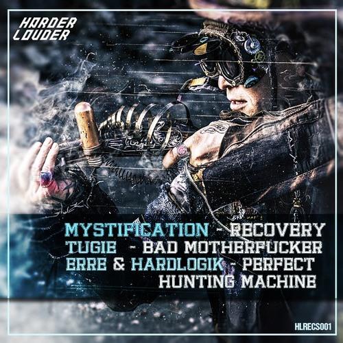 HLRECS001 — Mystification, Tugie, eRRe & Hardlogik (mastered by DJ Hidden)