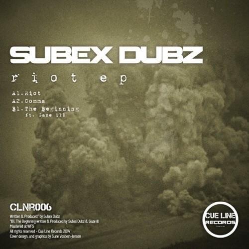 SUBEX - COMMA (GAZE ILL SUB.FM RIP) [CUE LINE RECORDS]