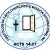 First Door of Faith Church Valenzuela- God He reigns
