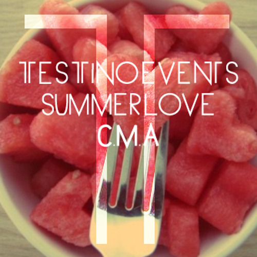 C.M.A. - SUMMERLOVE for TESTINO EVENTS NYC