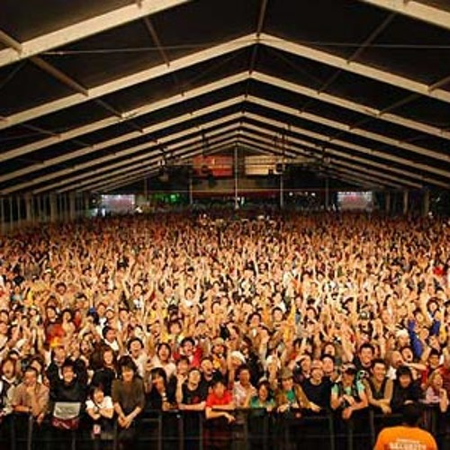 We Just Are Live Fuji Rock 2009