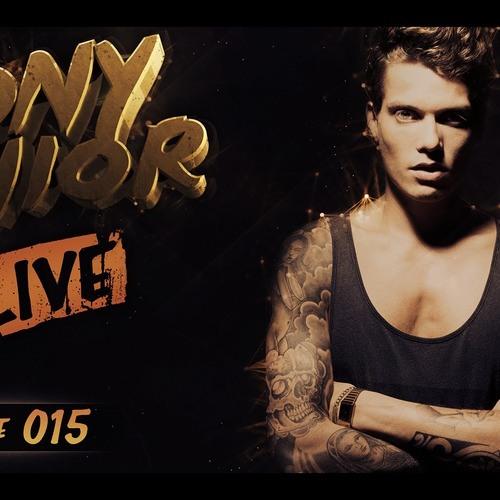 Positiv & Zenio - Kick some in Tony Junior Live #015 (Talent Edition)