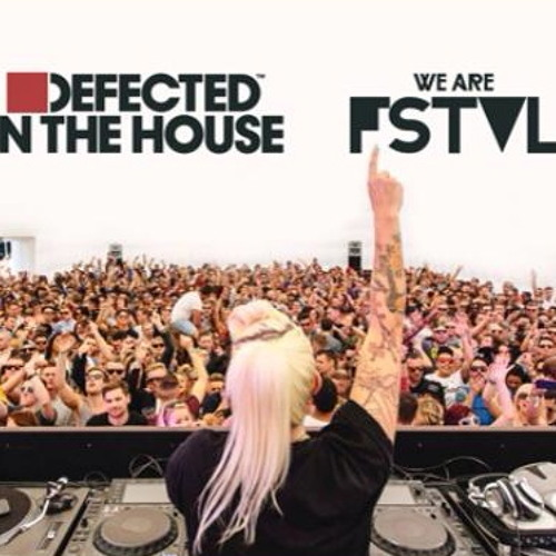 Sam Divine - We Are FSTVL 2014