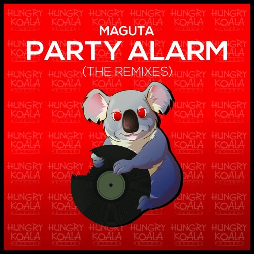 Maguta - Party Alarm (Madeleine Remix) *Out Now*