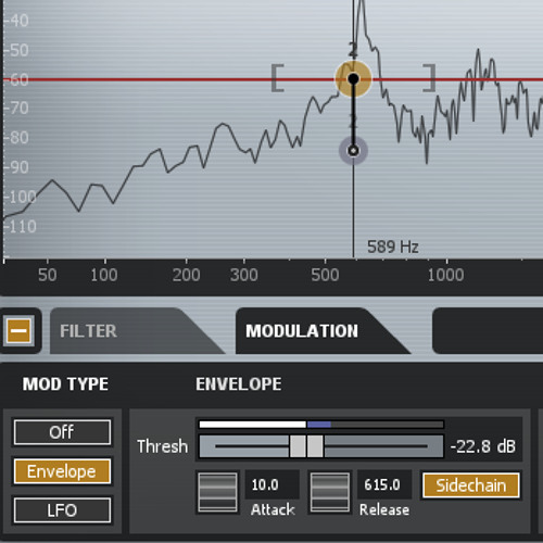 Production   Focusing your Mix with Frequency Ducking: After