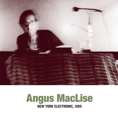 Angus MacLise: Tunnel Music #1 (from New York Electronic, 1965)