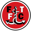 Fleetwood Town chairman ANDY PILLEY -