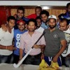 Captain of the Indian hockey team - Mr Sardara Singh