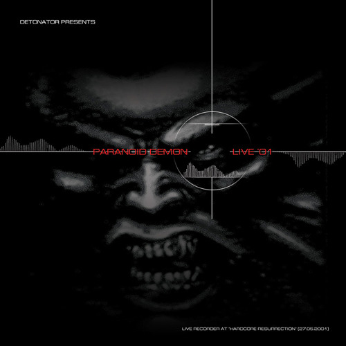 PARANOID DEMON - Live '01 (2001) (GFR MX-01)