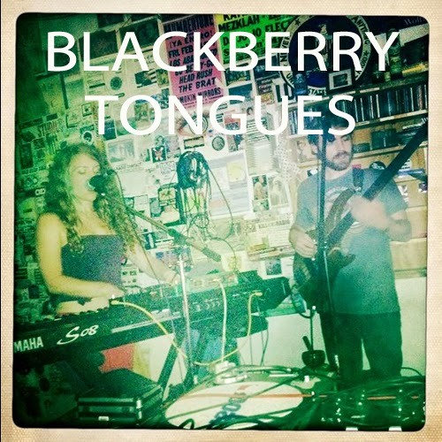 Blackberry Tongues - 4. Clorin (Dung Mummy Radio session)
