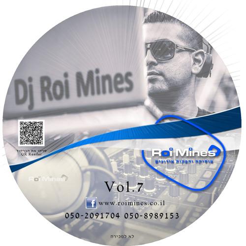 Dj Roi Mines - Hits Vol.7 - רועי מינס