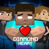 Diamond Heart (A Minecraft Parody of Imagine Dragons - Demons)