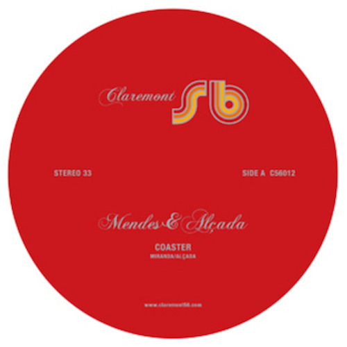 "MENDES & ALCADA - COASTER - 12"""