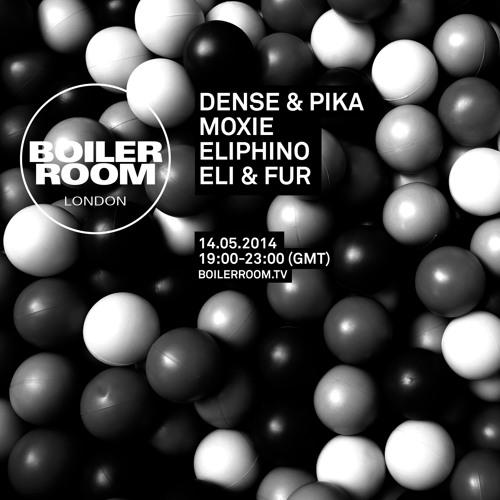 Dense & Pika DJ set The Boiler Room 14/05/14