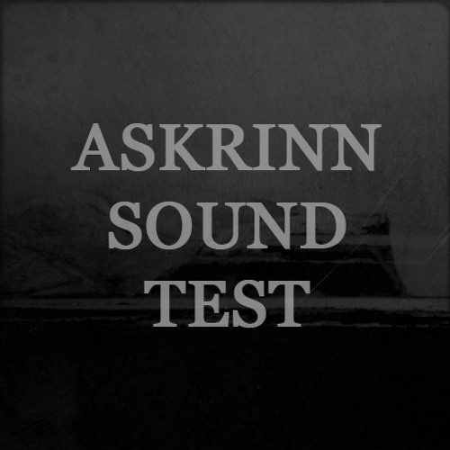 Untitled - Sound Test for Askrinn Demo