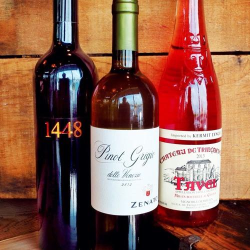 The Tasting Bar -- BBQ Wines 5.23.14